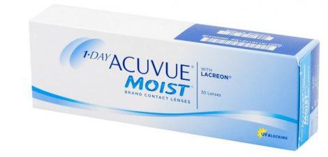 1 Day Acuvue Moist (30 lentilles)