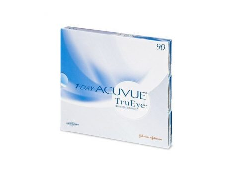 1 Day Acuvue TruEye (90 lentilles)