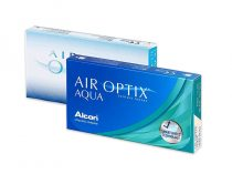 Air Optix Aqua (6 lentilles)