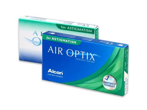 Air Optix for Astigmatism (6 lentilles)