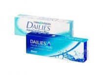 Dailies AquaComfort Plus (30 lentilles)