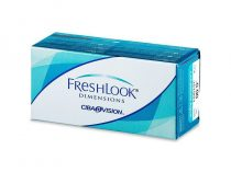 FreshLook Dimensions (2 lentilles)