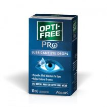 Opti-Free Pro Lubricant Eye Drops (10 ml)