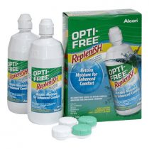 Opti-Free Replenish (2x300 ml)